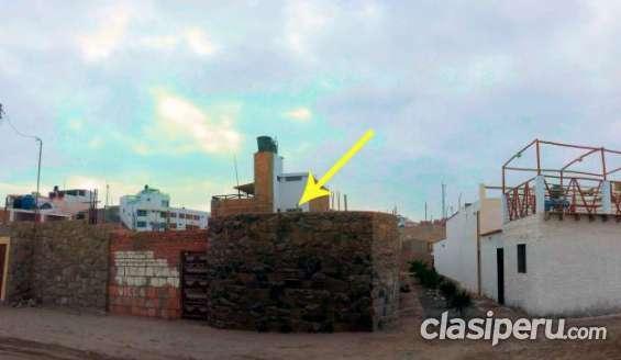 Casi nuevo vendo venta de terreno de playa en cerro azul semiconstruido oferta!