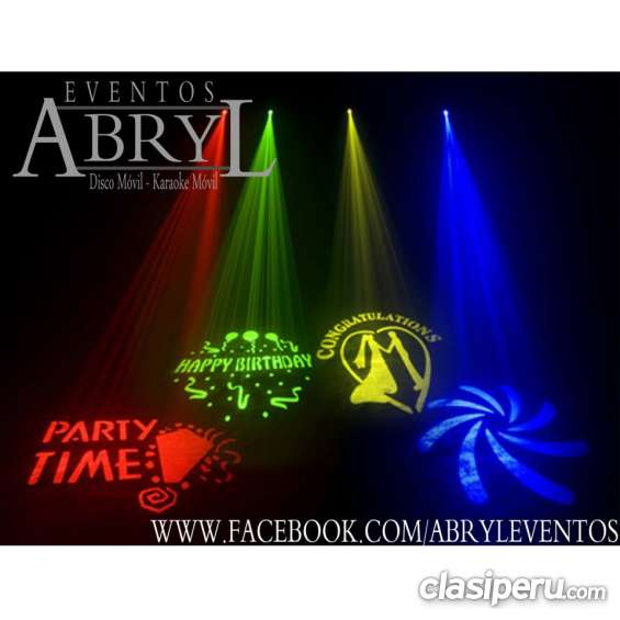 Alquiler de luces y sonido profesional para fiestas y eventos sociales