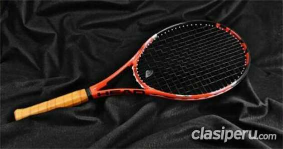 Vendo por viaje raqueta tenis head youtek radical pro 8/10 a precio bajo