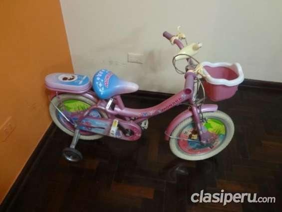 Fotos de Vendo bicicleta para niña marca monark oferta especial. 1