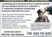 CURSO DE ANIMACION CLASICA