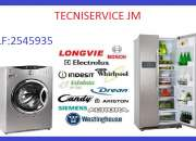 (samsung) soporte tecnico a domicilio de  ( lavadoras y secadoras)  samsung)
