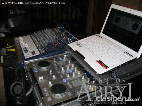 Alquiler de dj para fiestas