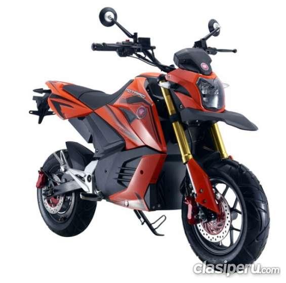 Moto eléctrica deportivas con motor potente de 2000w / roadsan 2016