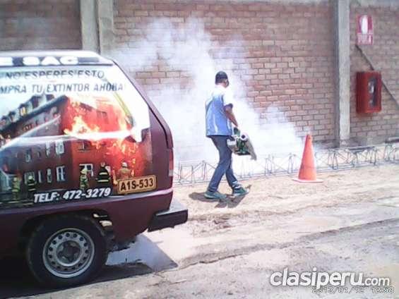 Fumigar pulgas - exterminadores de pulgas en lima