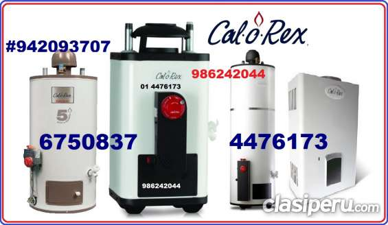 Servicio tecnico terma calorex