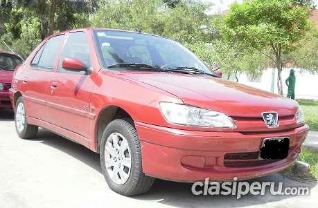 Vendo peugeot 306 sedan 1998 automatico y sunroof