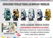 SERVICIOS TÉCNICO PARA EQUIPO DE TOPOGARFIA (LIMA - PERU)