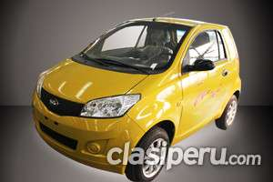 Auto solar ev02 (2 puertas) 10kw