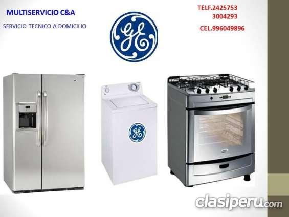 3004293?•mantenimiento refrigeradores general electriclima multiservicio?