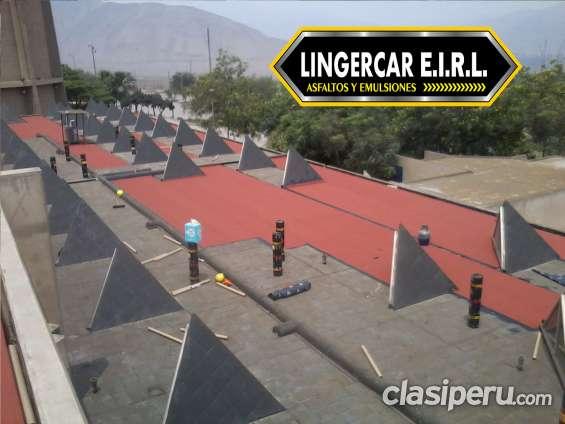 Gran venta de manto asfaltico al mejor precio - #950613805