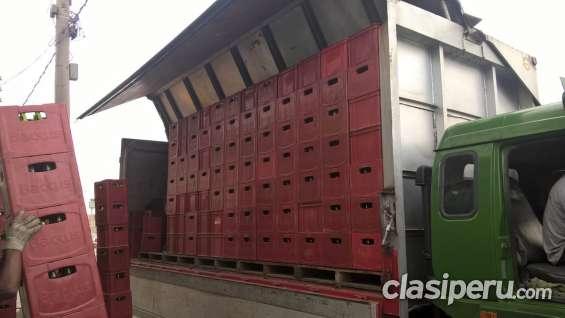 Alquilo camión 10 toneladas