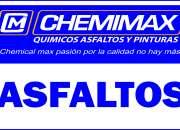 super venta CHEMIMAX!! asfalto rc-250 / emulsión asfáltica