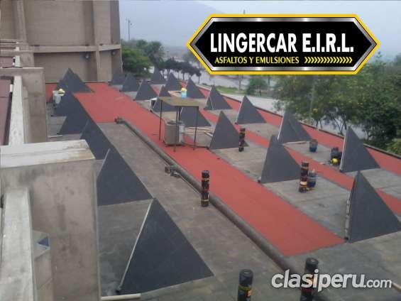 Super venta de manto asfaltico gravillado, asfalto rc250