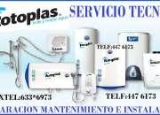 Servicio tecnico terma rotoplas 4476173
