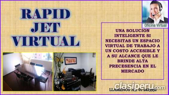 Gran oportunidad:oficina virtual administrativa