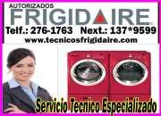 Centro tecnicos especialistas en frigidaire lavadoras / 7378107 – 998722262