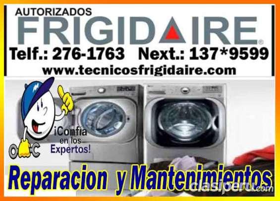 «2761763» top!!«servicio tecnico de secadoras »?frigidaire? miraflores//