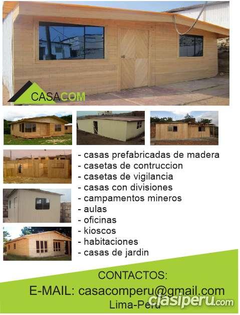 Venta De Casas Modulos Campamentos Oficinas Y Habitaciones