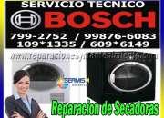 Tecnicos de lavadoras y secadoras bosch ? 7992752 ((la molina))