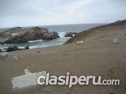 Terreno playa los lobos cañete # 12