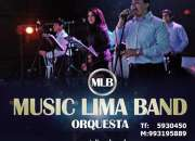 Orquestas - Orquestas para bodas-Orquesta digital-Matrimonios-Lima-Perú