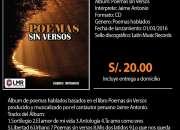 Poemas sin versos -poesía-poemas de amor-poetas peruanos-Jaime Antonio