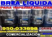 950033898!!!   Venta Asfalto Rc250-- Brea Liquida Impermeabilizante