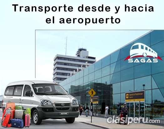 Transporte ejecutivo en vans en lima - traslados ejecutivos lima