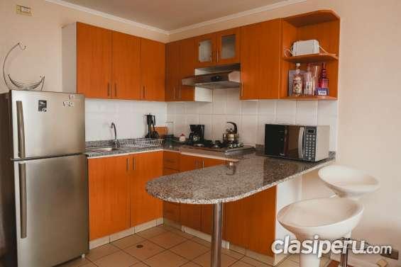 Fotos de Alquiler temporal de departamentos de una habitacion lima peru precios oferta 4