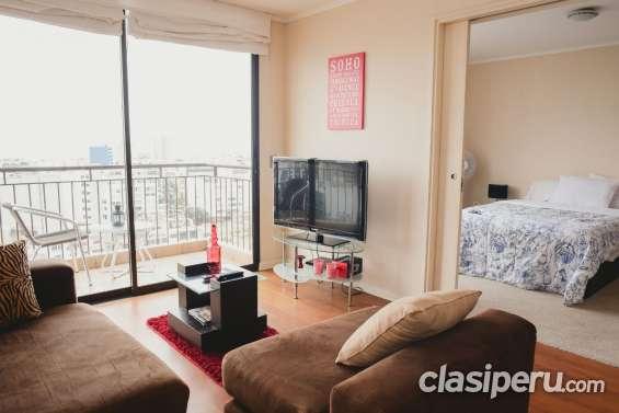 Fotos de Alquiler temporal de departamentos de una habitacion lima peru precios oferta 2