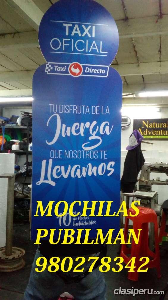 Mochila banner