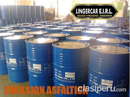 Venta de asfalto rc-250, asfalto mc-30, emulsion asfaltica.