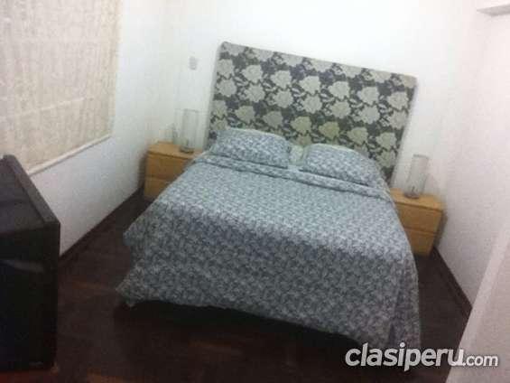 Miraflores, temporales desde 40 usd noche de un dormitorio