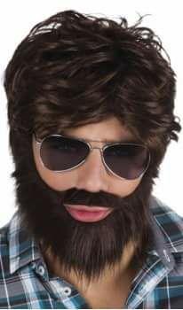 Fotos de Barbas  y  bigotes   postizos  telefono  fijo   :   7816995   cel  :   999023200 13