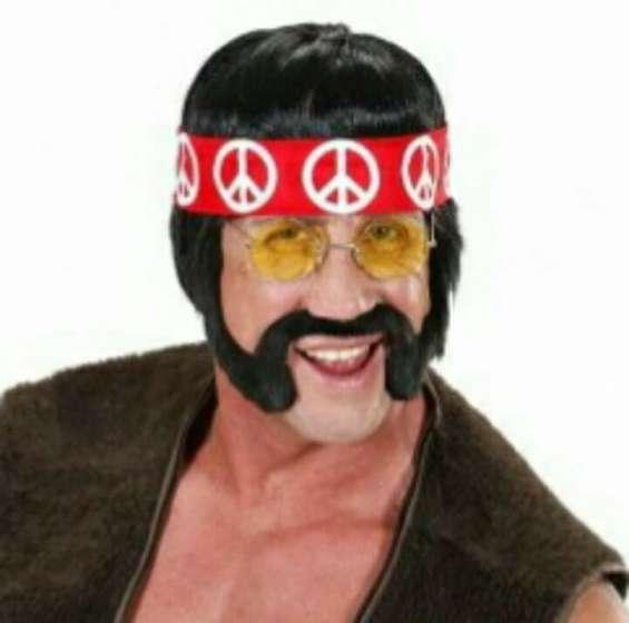 Fotos de Barbas  y  bigotes   postizos  telefono  fijo   :   7816995   cel  :   999023200 9