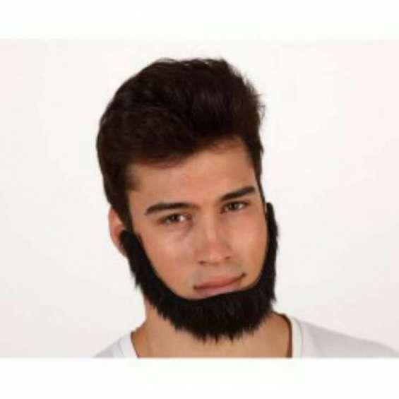Fotos de Barbas  y  bigotes   postizos  telefono  fijo   :   7816995   cel  :   999023200 7
