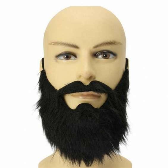 Fotos de Barbas  y  bigotes   postizos  telefono  fijo   :   7816995   cel  :   999023200 11