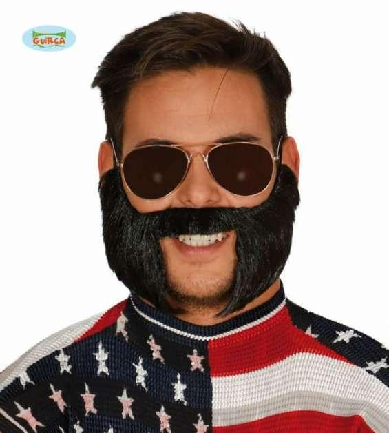Fotos de Barbas  y  bigotes   postizos  telefono  fijo   :   7816995   cel  :   999023200 17