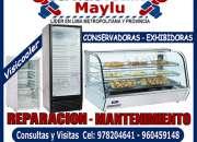 Mantenimiento preventivo de congeladoras – neveras, en san borja - 960459148