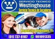 Servicio de lavadoras westinghouse-chorrillos