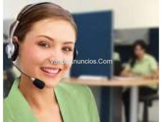 Urgente señorita recepcionista buena presencia 982913841 lima