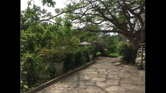 Venta de terreno residencial en pachacamac - 00500