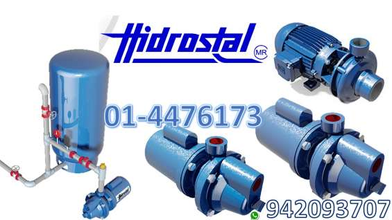 Servicio tecnico bomba de agua hidrostal 014476173
