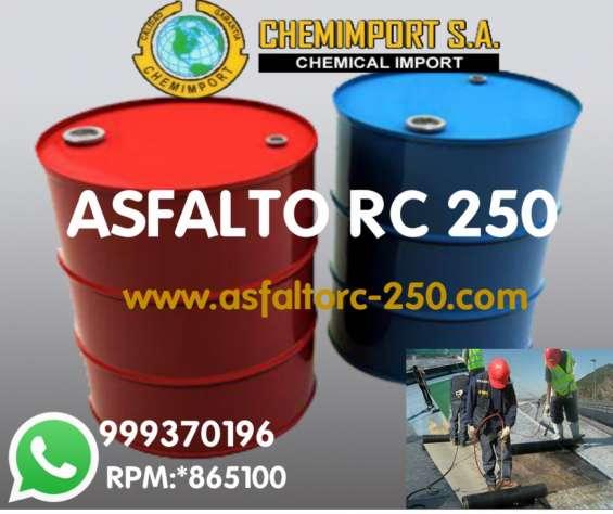 Venta y colocacion de asfalto rc en apurimac 999370196