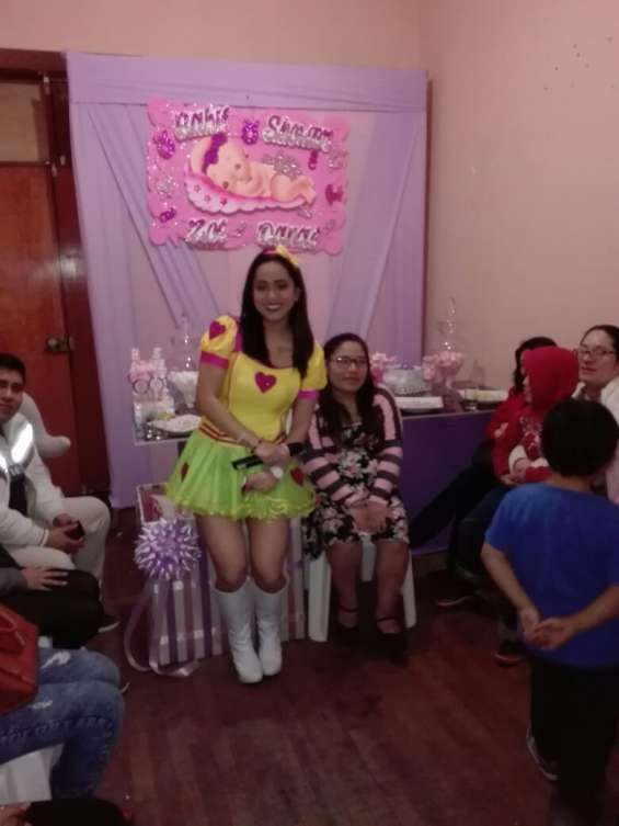Fotos de Show para fiesta infantil en lima 7