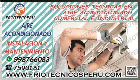 Se malogro tu aire acondicionado ¿? aquí la solución 998766083 santa anita