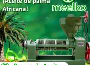 Prensa de Aceite_MEELKO.. Modelo: MKOP130