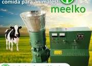 Peletizadora eléctrica MEELKO Modelo MKFD400C