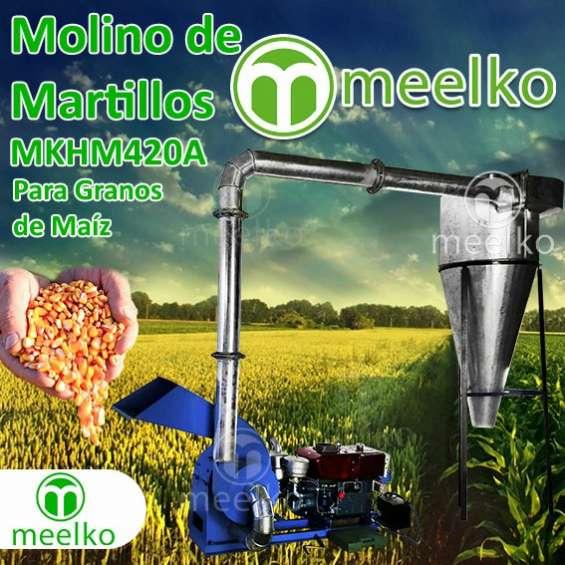 Molino de martillos. meelko, mkhm420a